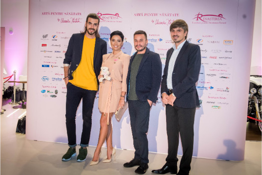 Adelina Pestrițu, Adrian Perjovsky