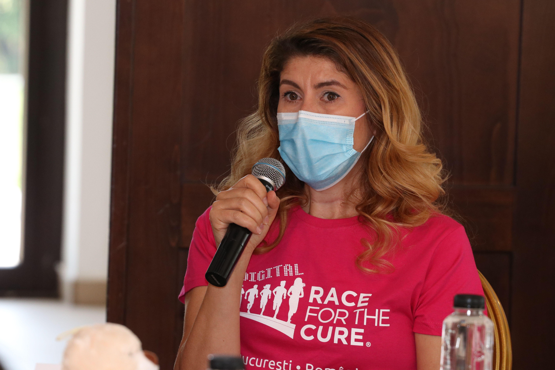 Conferinta de presa - Invingatoare in lupta cu cancerul