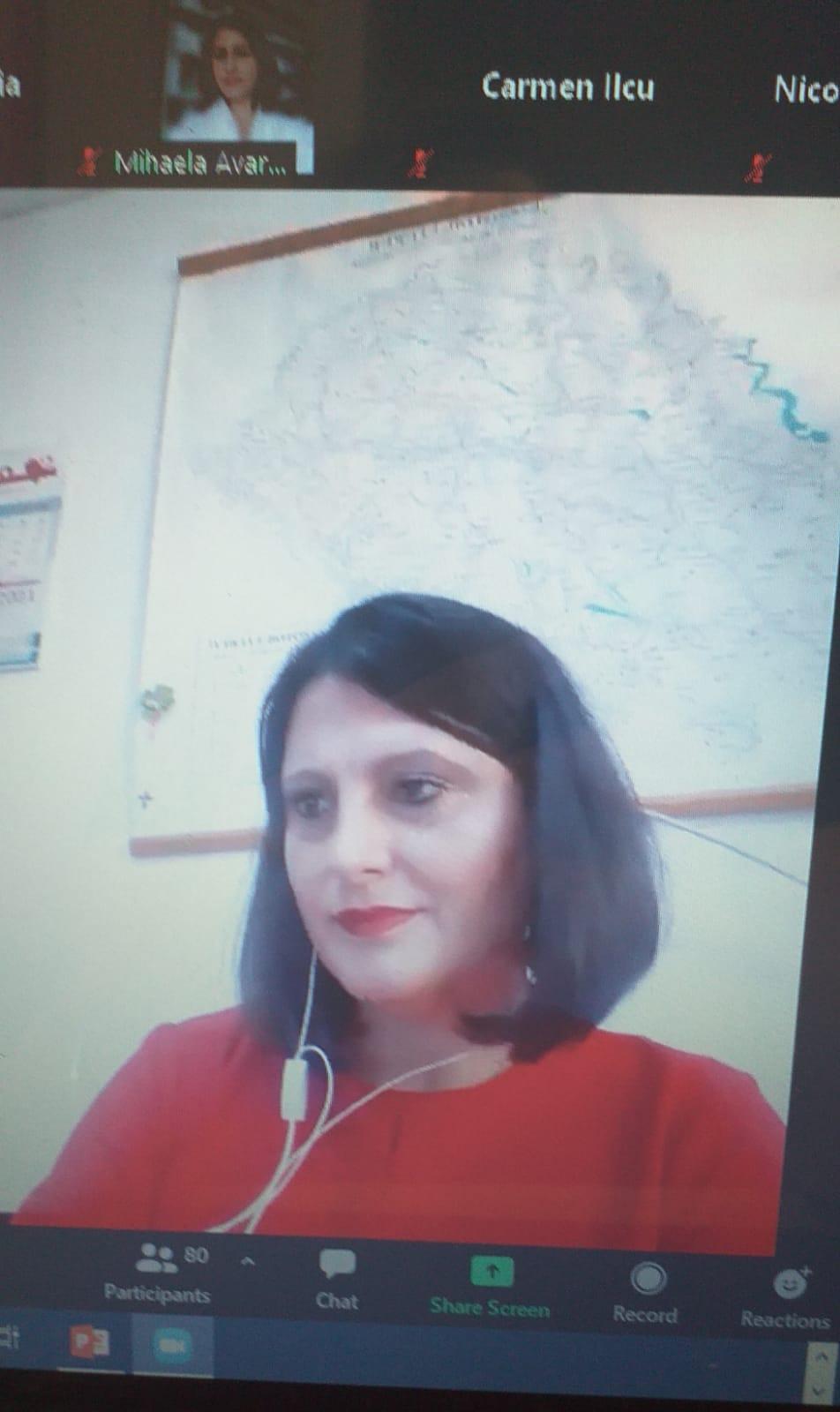 Dna. Carmen Hliban