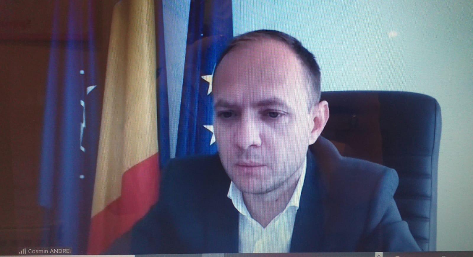 Dl. Cosmin - Ionut Andrei