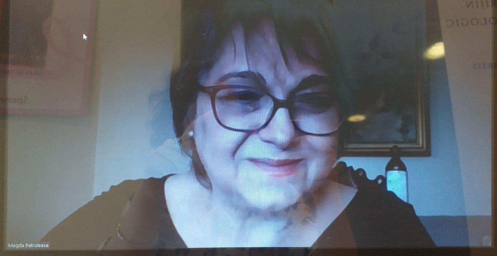 Dna. Magdalena Patruleasa